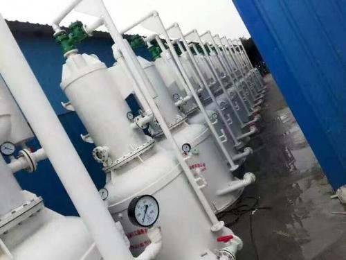 不同的气体,废气吸收塔的处理方法