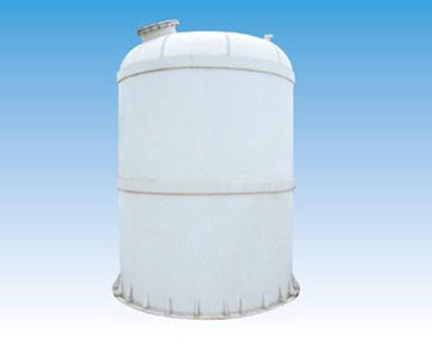 聚丙烯、聚氯乙烯贮罐(立式)