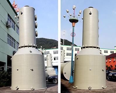 选择废气吸收塔
