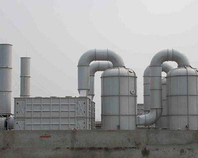 环保废气吸收塔