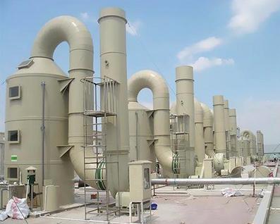 聚丙烯多功能废气净化塔分类