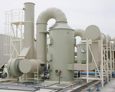 废气成套吸收设备