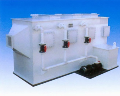 YB-Ⅲ型系列聚丙烯多功能废气净化塔