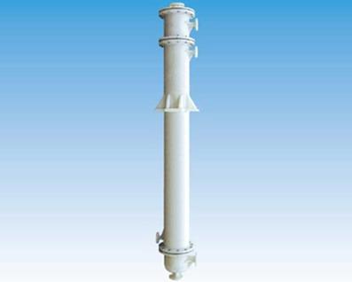 石墨改性聚丙烯列管式降膜吸收器