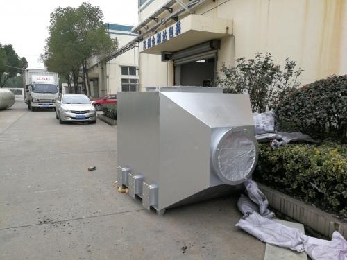 上海活性炭吸附箱