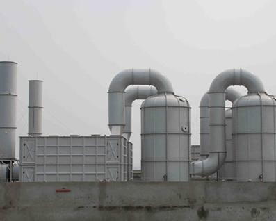 湖南环保废气吸收塔