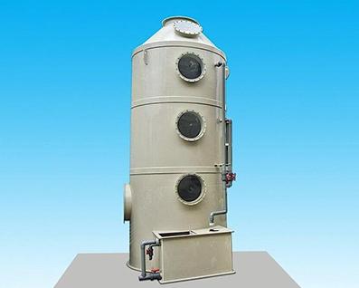 废气吸收塔工作原理