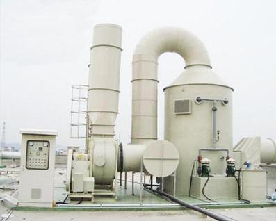 废气吸收塔的性质