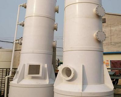 湖南聚丙烯多功能废气净化塔应用原理