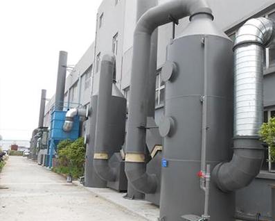 湖南废气成套吸收设备