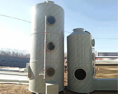 湖南知名废气成套吸收设备